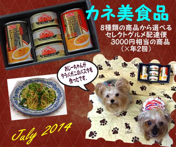 (315)2014年07月到着 カネ美食品