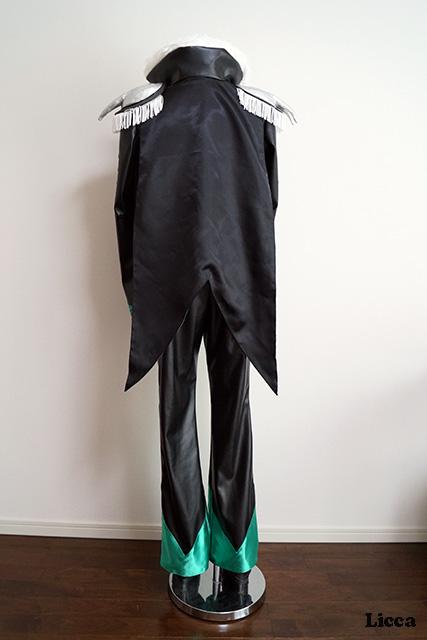 フレッシュプリキュア サウラー コスプレ衣装2