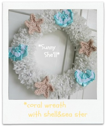 colalwreath with shellhitode5142014 (2)