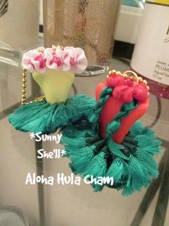 aloha hula charm52014