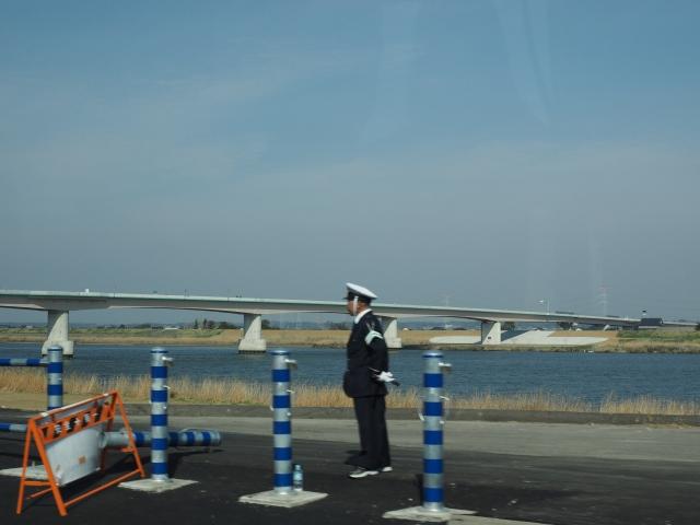 3月29日開催の圏央道ウォーキング。茨城県区間の扱いなのに、千葉県の会場なのは気にしない