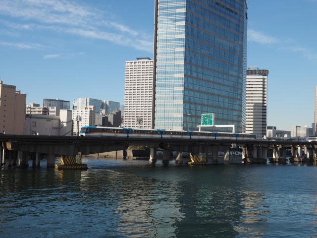 東京モノレール。