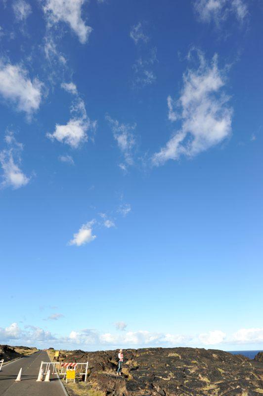 ハワイ 気持ちいいほどなんだろうねこの青さは