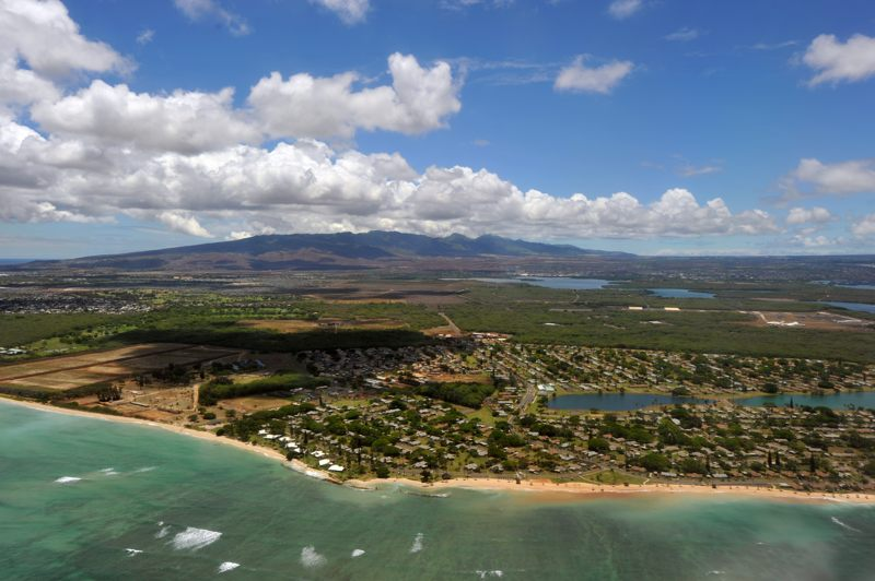 ハワイ HAWAIIAN AIRLINESでハワイ島からマウイ島へ