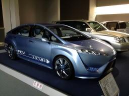 未来の車はワクワクするはずなのにあまり興味が湧かなかったなぁ~