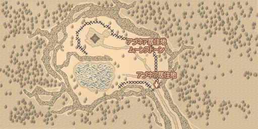 地図-アブネア城