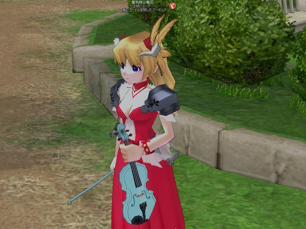 フェニックス騎士衣装セット2