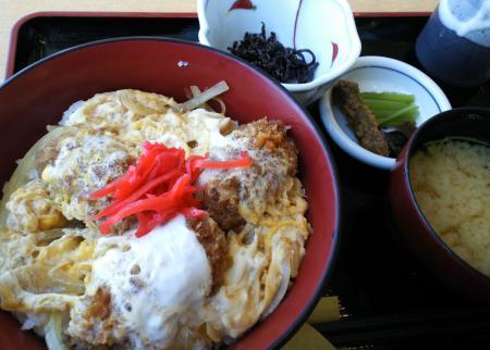 かき丼(26.3.23)