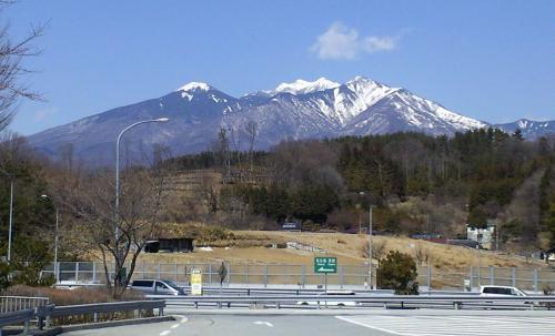 八ヶ岳(26.3.23)
