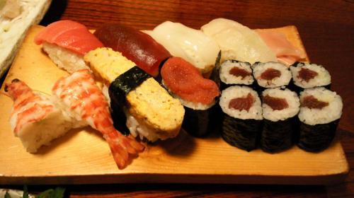 握り寿司(26.3.22)