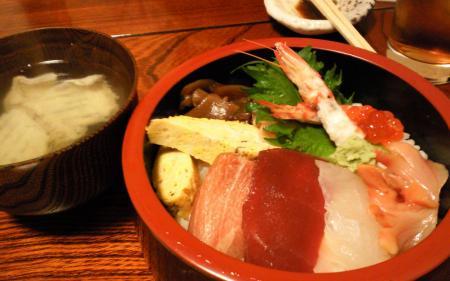 ちらし寿司(26.3.22)