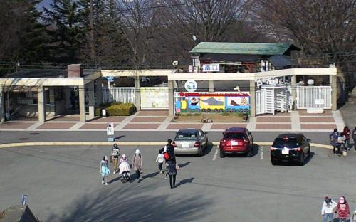 茶臼山動物園(26.3.29)