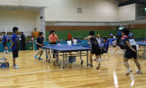 第41回高社卓球大会(26.7.21)