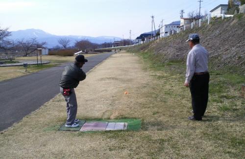 マレットゴルフ初打ち大会(26.4.15)