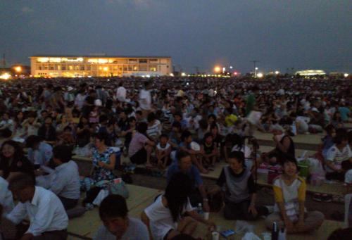観客席(26.7.26)