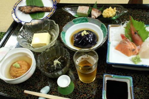 「有竹」さんお料理(26.8.7)