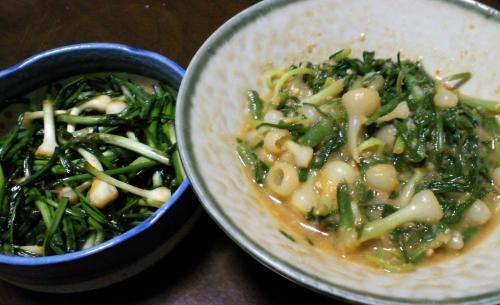 ノビル料理(26.4.28)