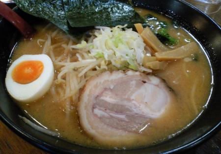 味噌ラーメン(26.5.7)