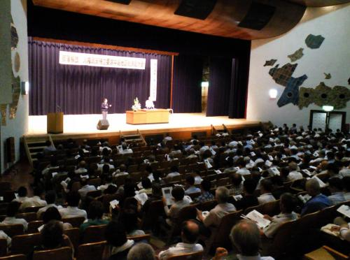 講演会(26.8.25)