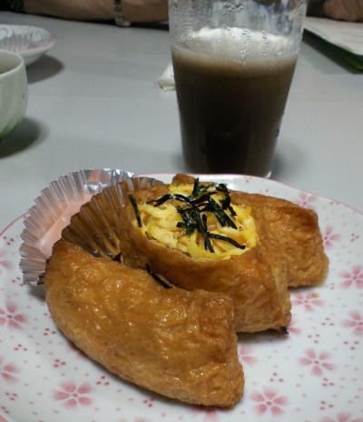 稲荷寿司(26.9.4)