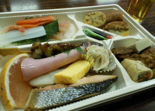 懇親会お料理(26.5.20)