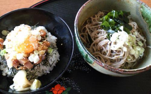 26日の昼食(26.5.26)