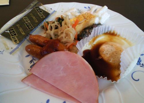 朝食バイキング(26.9.14)