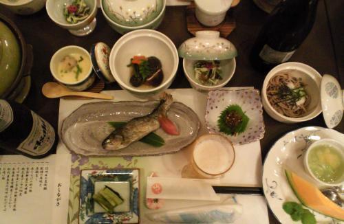 夕食(26.9.13)