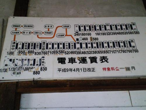 運賃表(26.6.5)