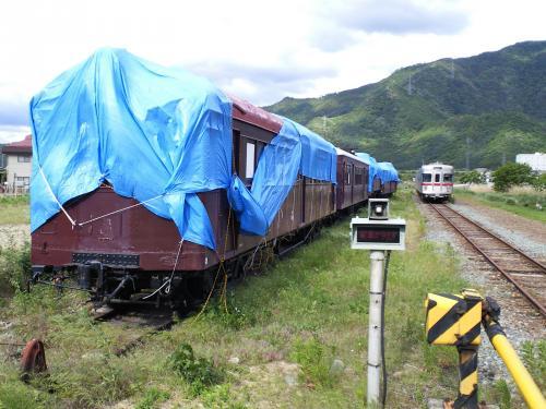 「電車が来ます」(26.6.5)