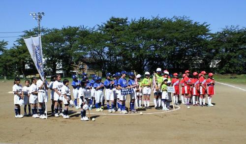 少女ソフトボール大会(26.6.15)