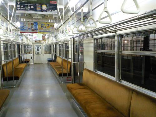 列車内(26.6.29)