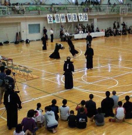 第58回全信州剣道大会(26.6.29)