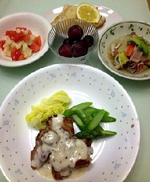 20140305晩御飯