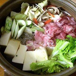 混ぜ物しやすい鍋