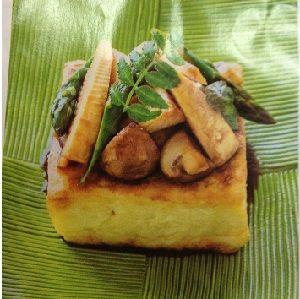 雑誌で見た 焼き豆腐