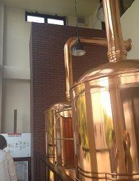 ビール工場~