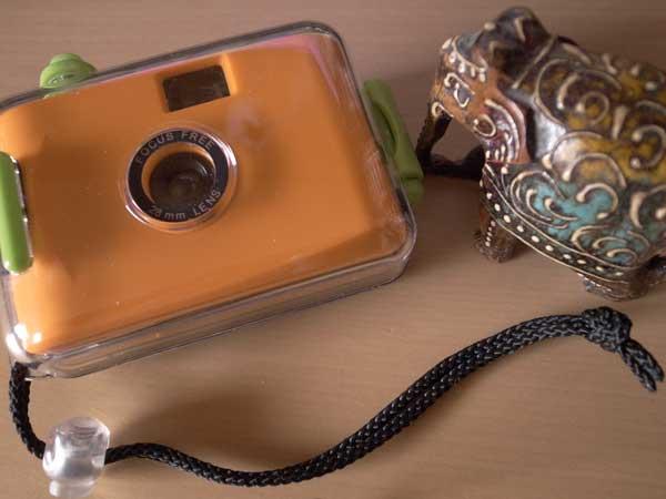 シンプルカメラ