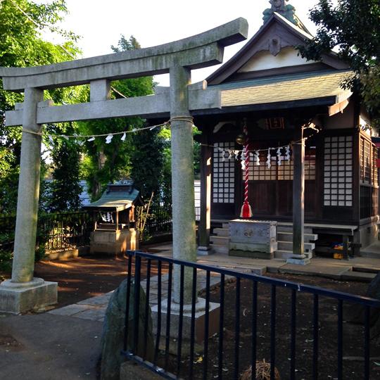 池ノ上神社