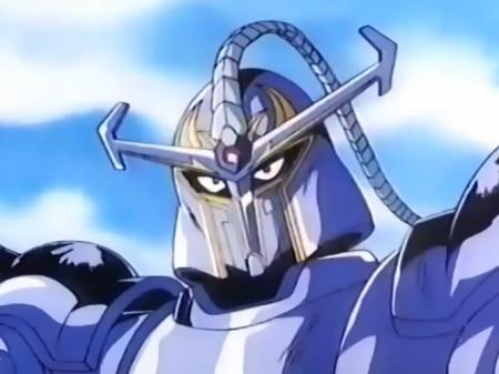 ドラゴンクエスト ダイの大冒険の鎧の魔剣ヒュンケルN49