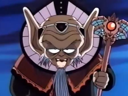 ドラゴンクエスト ダイの大冒険のザボエラN54