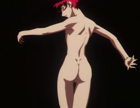 超神姫ダンガイザー3 アイリーンの全裸変身シーン12