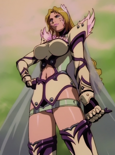 超神姫ダンガイザー3 シンディ・シャハーニのパンチラ15