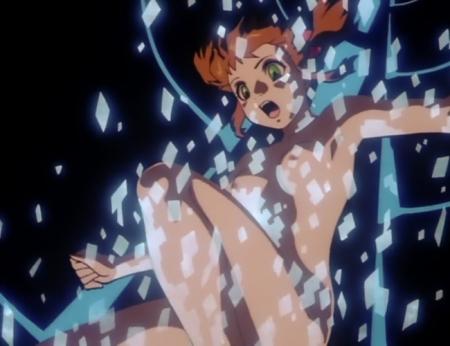 超神姫ダンガイザー3 美剣陽菜の全裸乳首21