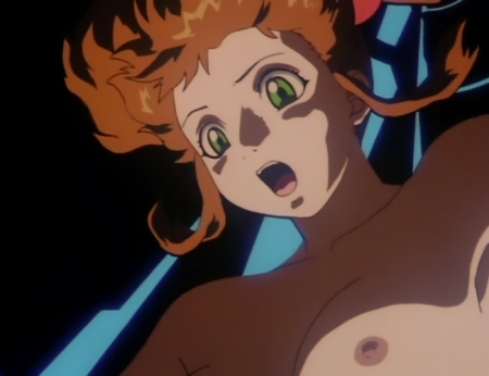 超神姫ダンガイザー3 美剣陽菜の胸裸乳首22