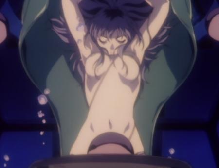 超神姫ダンガイザー3 アイリーンの胸裸乳首26