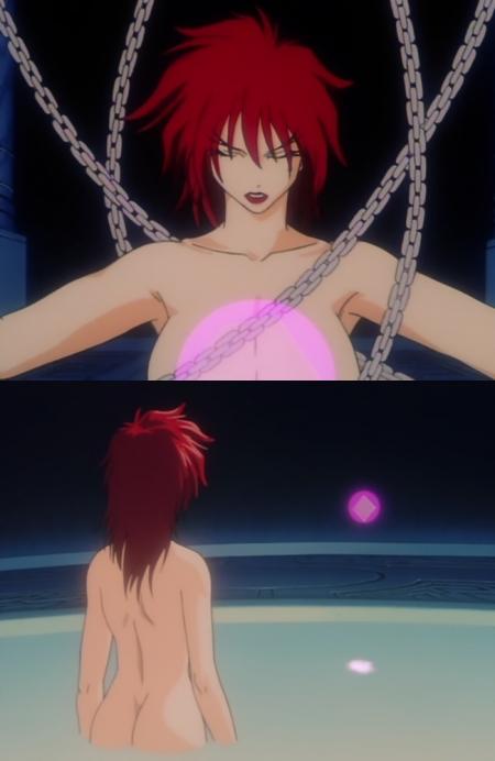 超神姫ダンガイザー3 サーファイアの全裸29