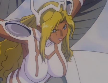 超神姫ダンガイザー3 シンディ・シャハーニの戦闘服33
