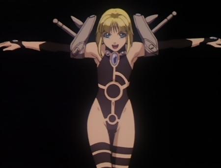 超神姫ダンガイザー3 ピクシスの戦闘コスチューム66