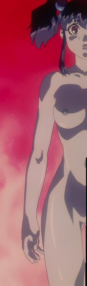 超神姫ダンガイザー3 美剣陽菜の全裸乳首68
